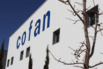 nuevas instalaciones Cofan