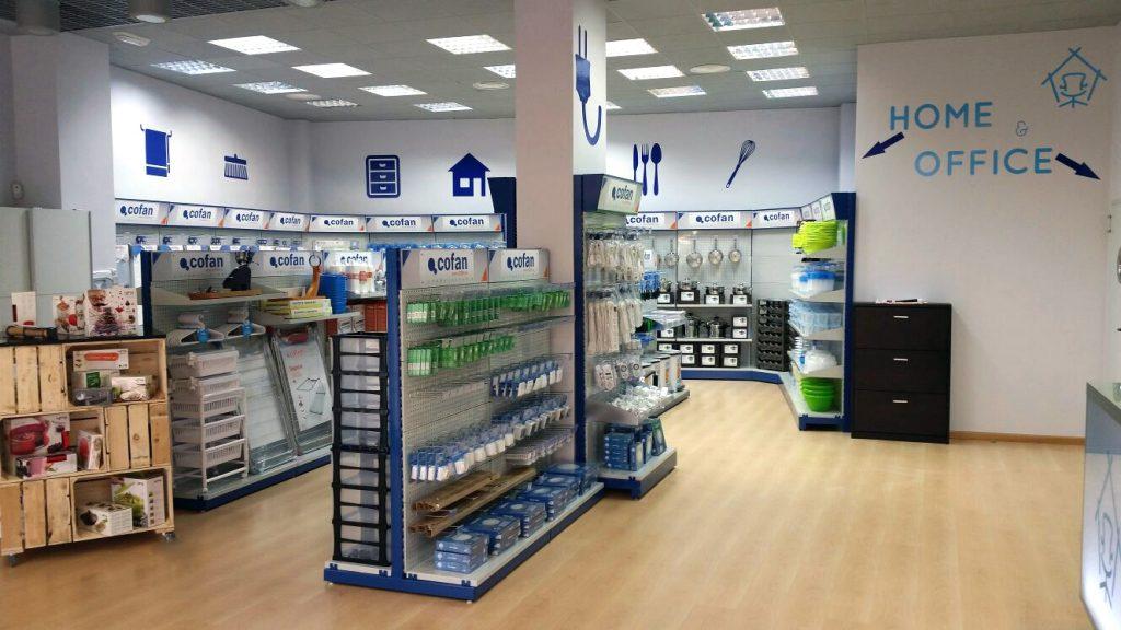 Diseño tiendas interior