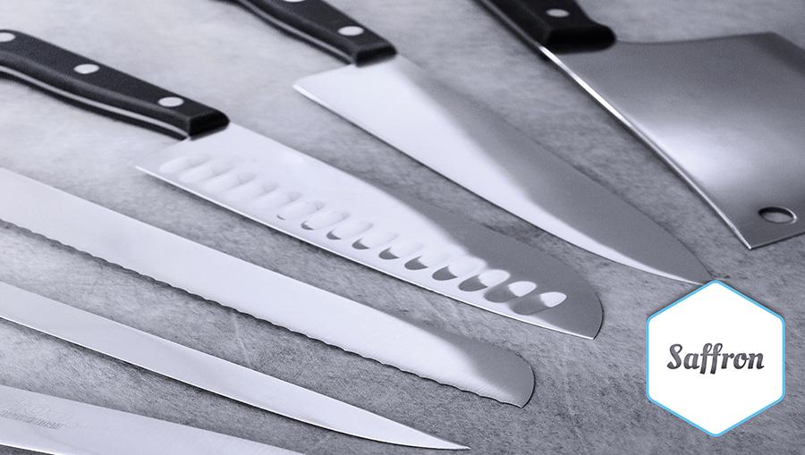 Cuchillos-Saffron