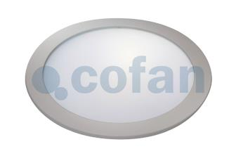 Downlight-led-empotrar-gris