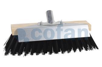 cepillos barrenderos y raspador Cofan