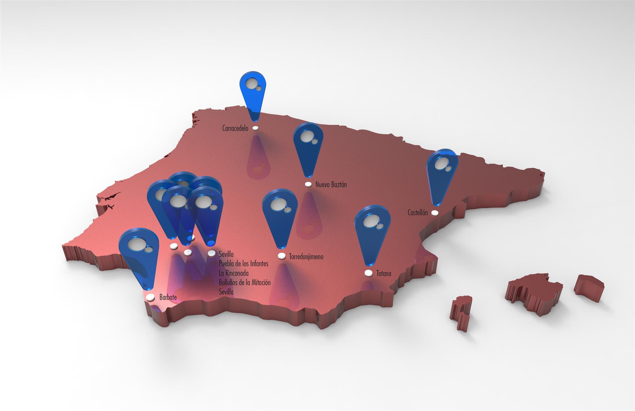 ferias España y Portugal ferreteria y suministro industrial