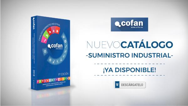 catálogo suministro industrial Cofan descargable