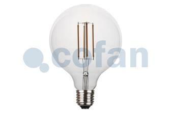 Bombilla LED Globo Claro