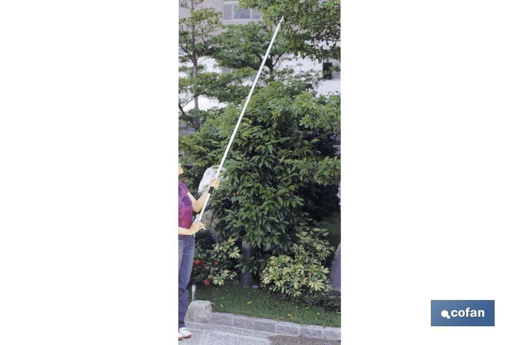 Podadoras de largo alcance Cofan