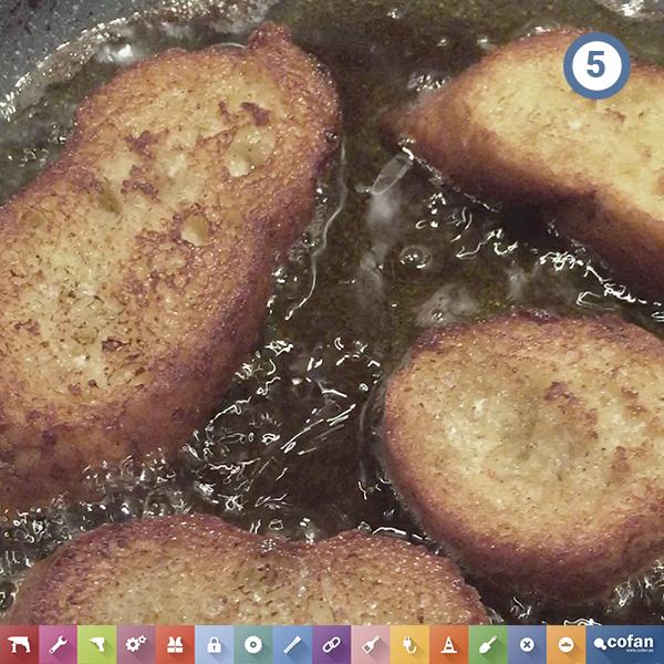 receta torrijas de leche casera