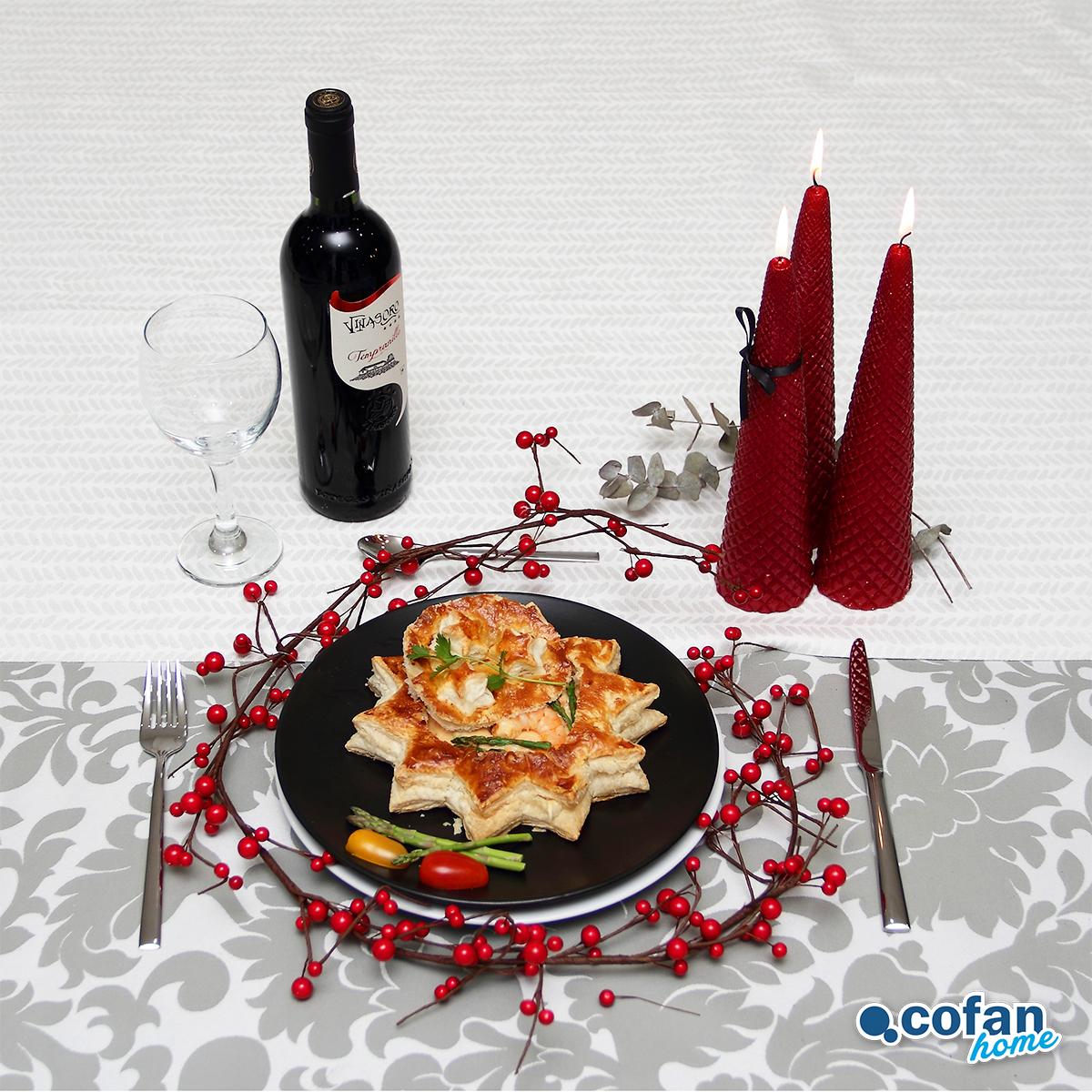 recetas menu navideño