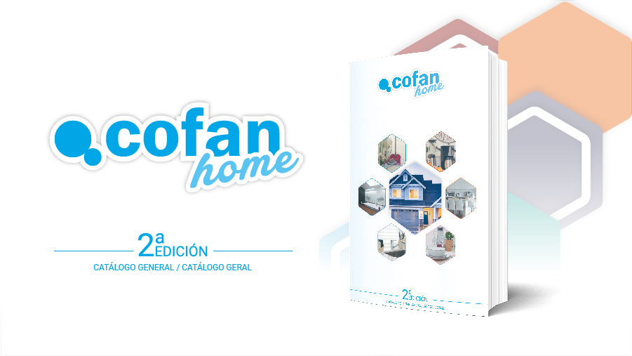 catálogo Cofan Home. Hogar y decoración