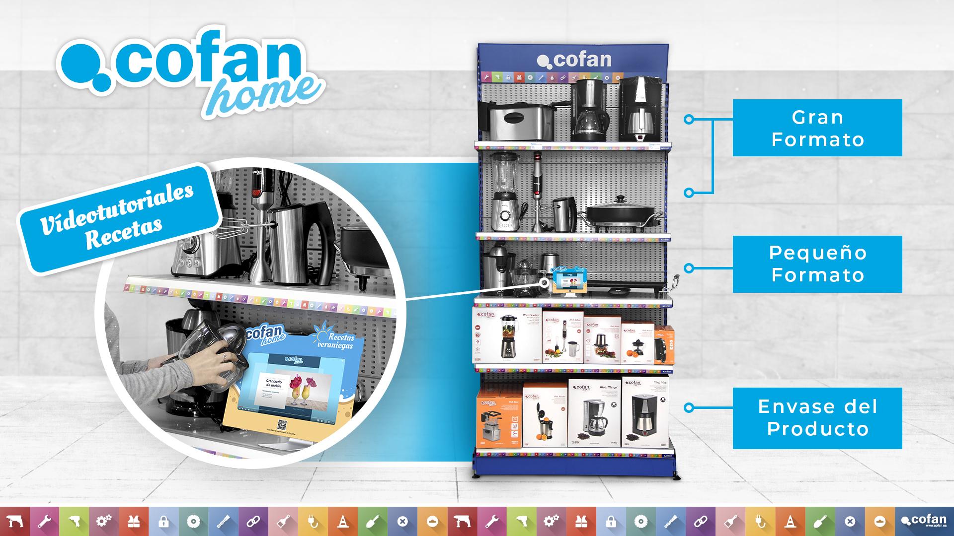 Mejora la calidad de tus recetas con el Pequeño Electrodoméstico de Cofan home