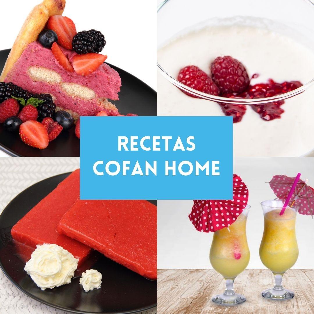 recetas sencillas y creativas de Cofan Home
