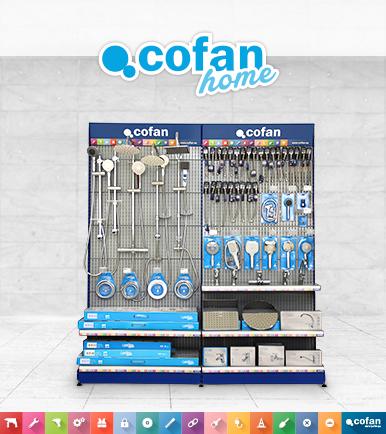 Grifería Cofan Home, la combinación perfecta para tu hogar